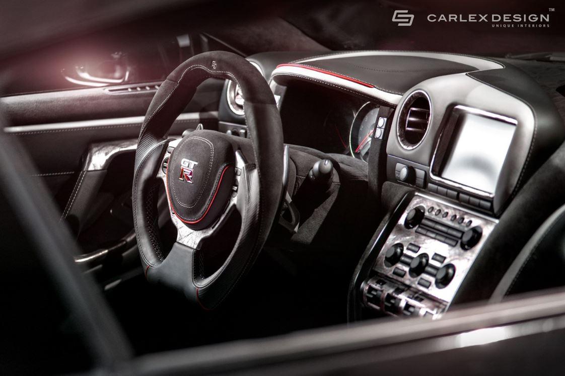 Nissan GT-R por Carlex Design (10)
