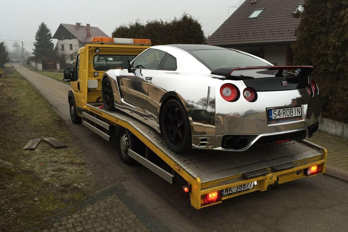 Nissan GT-R por Carlex Design (13)