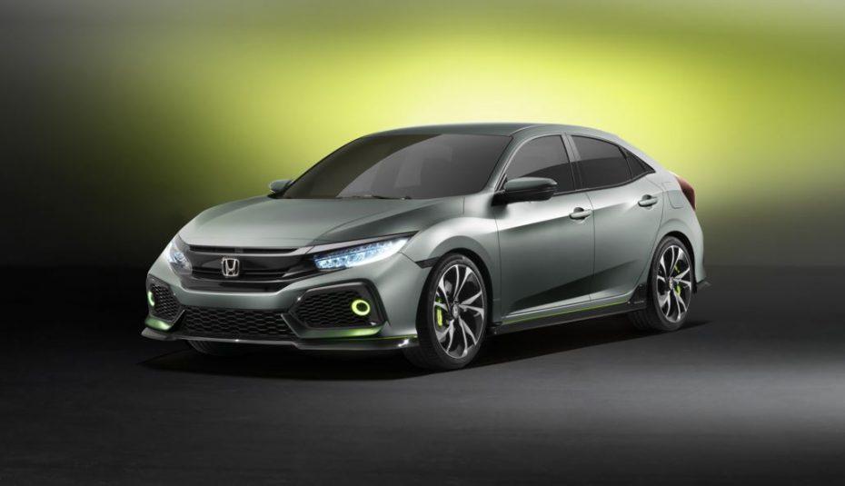 Honda nos adelanta información de la décima generación del Civic: Atento al modelo global…