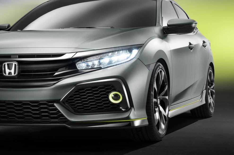 Nuevo Honda Civic 2016 8