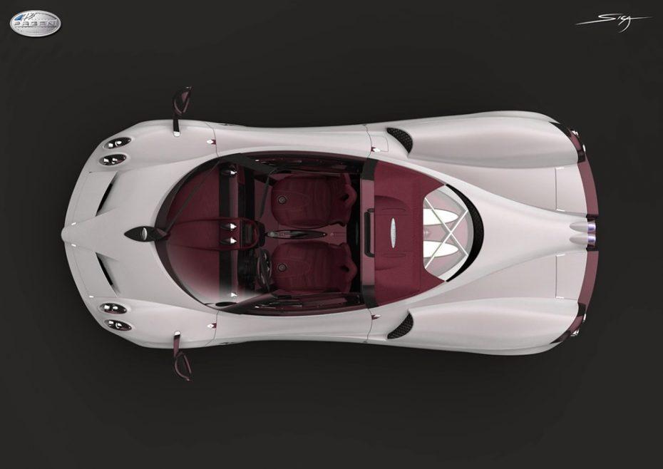 ¡Confirmado! El Pagani Huayra Roadster debutará este año en el Salón de Ginebra