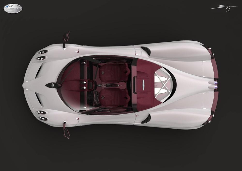 Pagani Huayra Roadster. Todavía más exclusivo Pagani-Huayra-Roadster-9