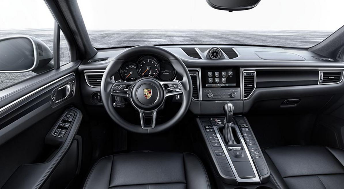Porsche Macan básico 3
