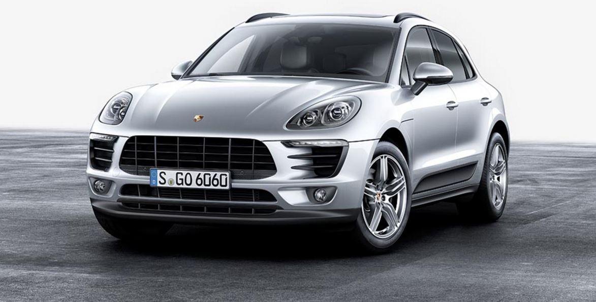 Porsche Macan básico