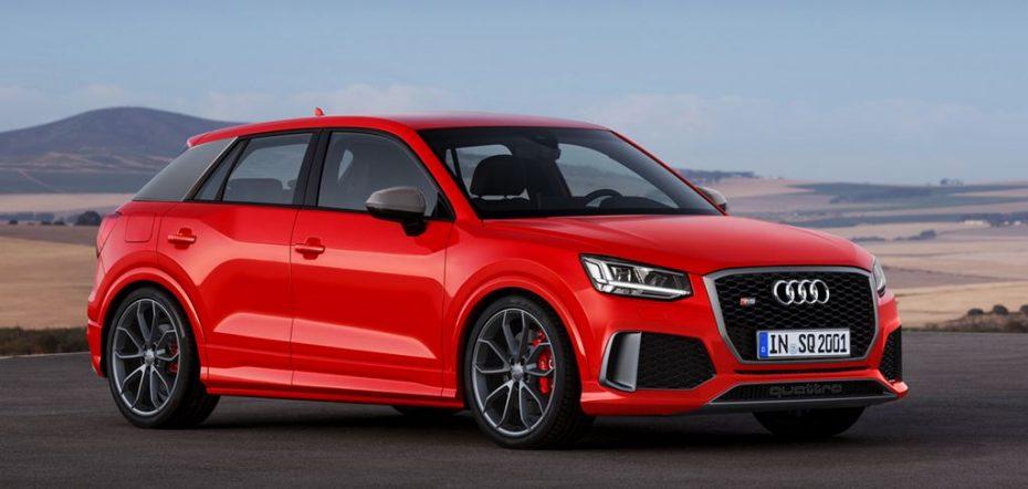 Imaginarse un Audi RS Q2 no es tan difícil y tampoco está de más…