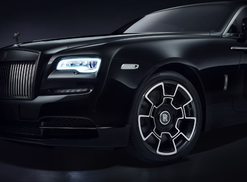 Rolls-Royce Black Badge 18
