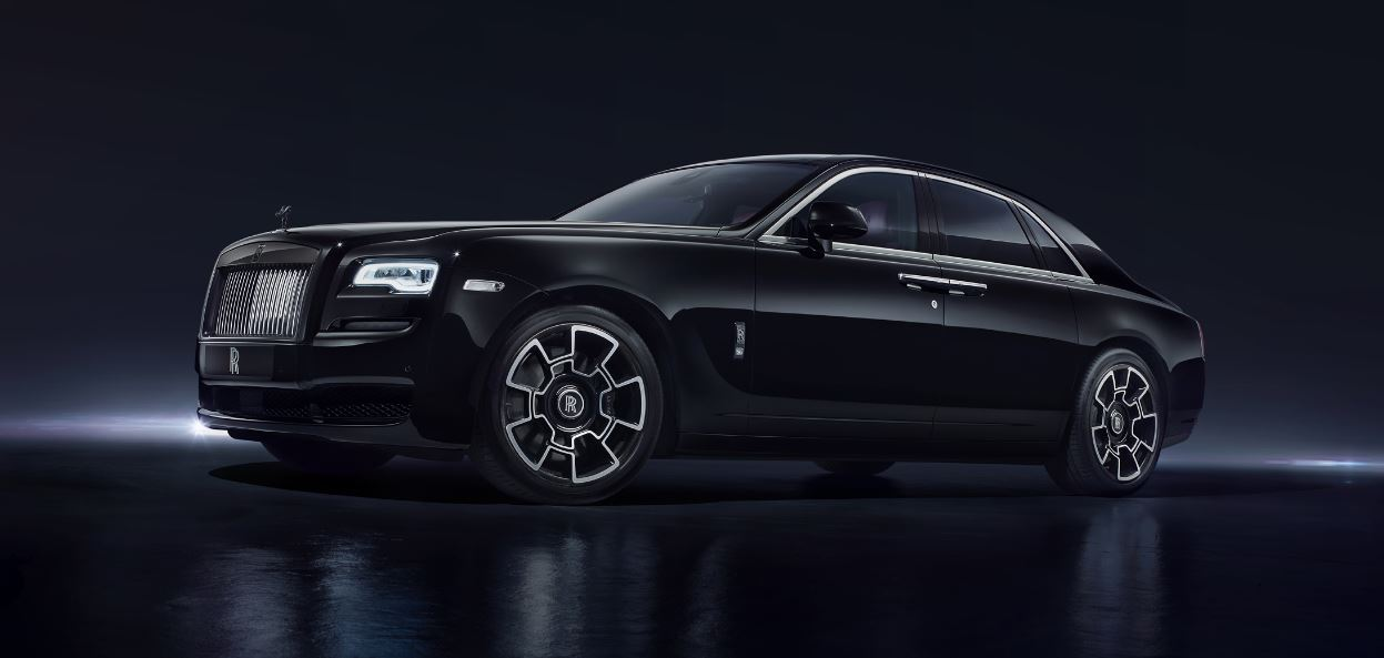 Rolls-Royce Black Badge 3