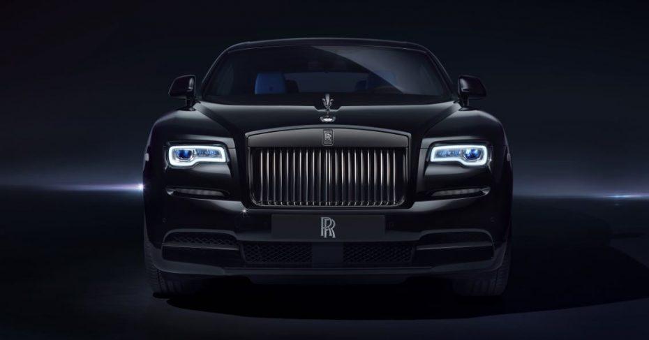 Rolls-Royce Black Badge: ¡Fuera la madera!, lo que se lleva ahora es la fibra de carbono, el aluminio y el titanio