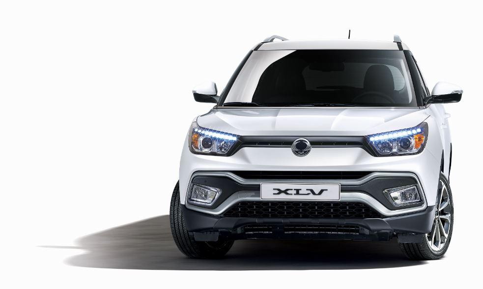 SsangYong XLV 3