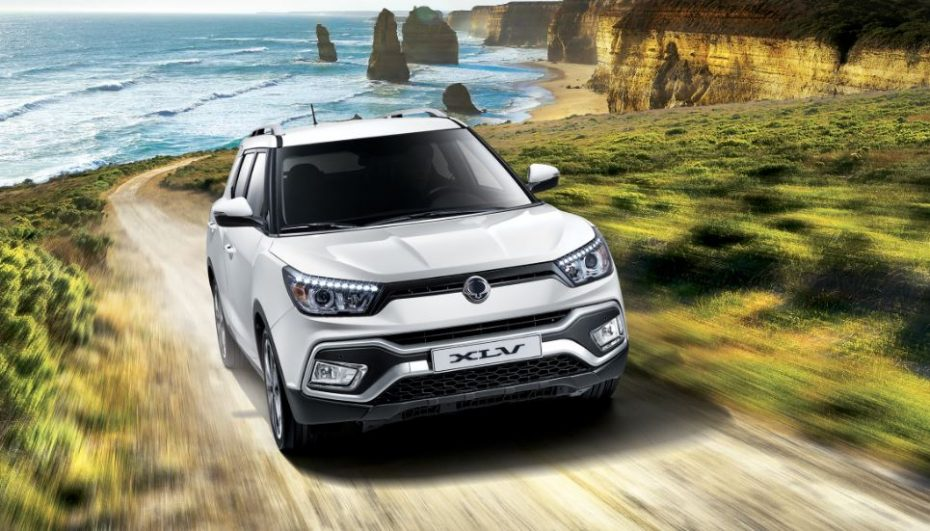 El nuevo SsangYong XLV ya tiene precio en Suiza: Un poco más caro que el Tivoli