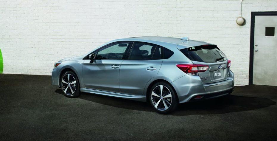 Así es el nuevo Subaru Impreza: El primero de una nueva era y el inicio del uso de la nueva Plataforma Global