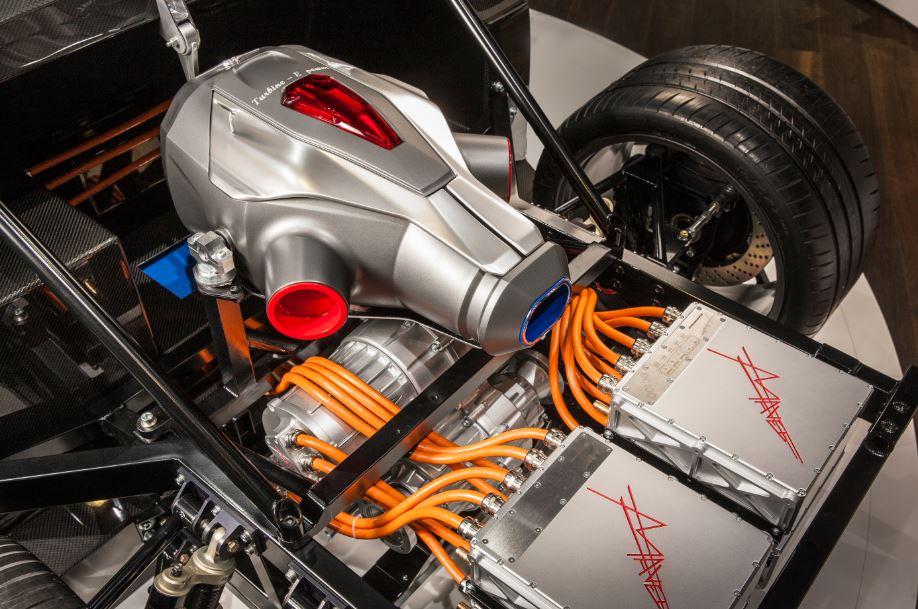 ¡Muy interesante!: ¿Un sistema de carga por turbina que nos dará 2.000 km de autonomía?. Esta es la idea de los chinos…