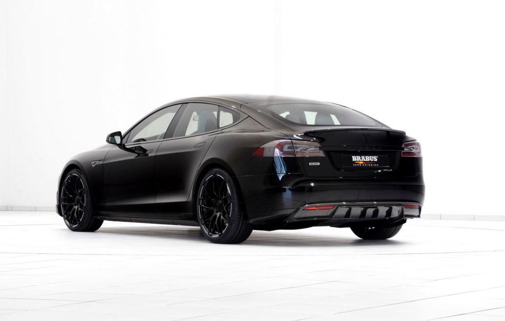 Tesla Model S P90D por Brabus (3)
