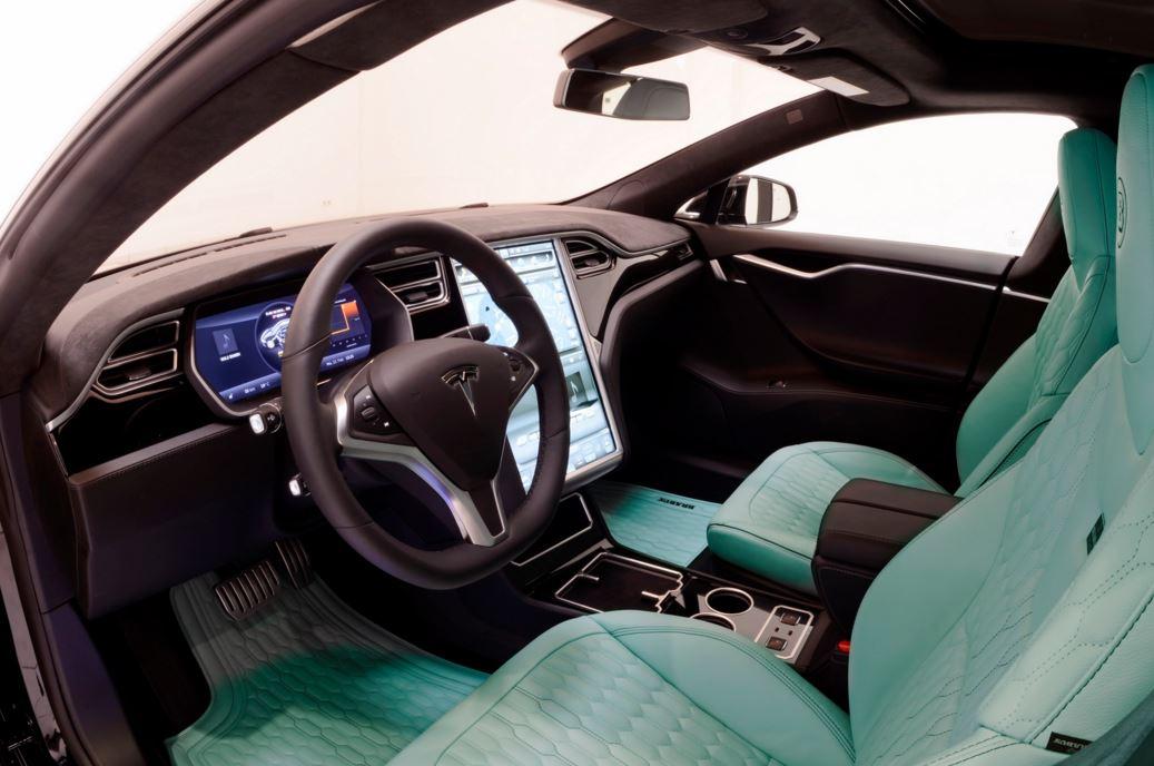 Tesla Model S P90D por Brabus (4)