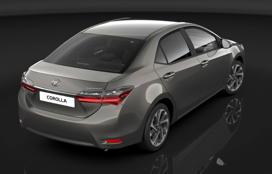 Toyota Corolla 2017 2