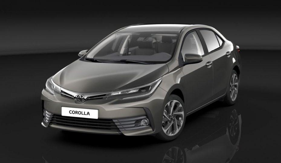 Así es el renovado Toyota Corolla: El producto más exitoso de la marca viene con novedades