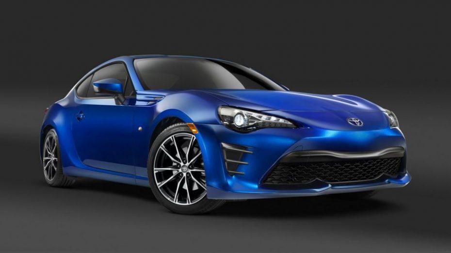 Toyota GT86 2017: Muchas más mejoras de las que esperábamos…