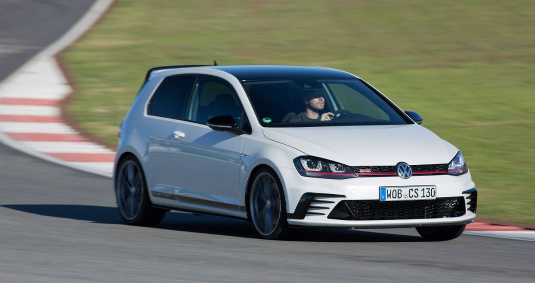 Volkswagen Golf GTI Clubsport 15