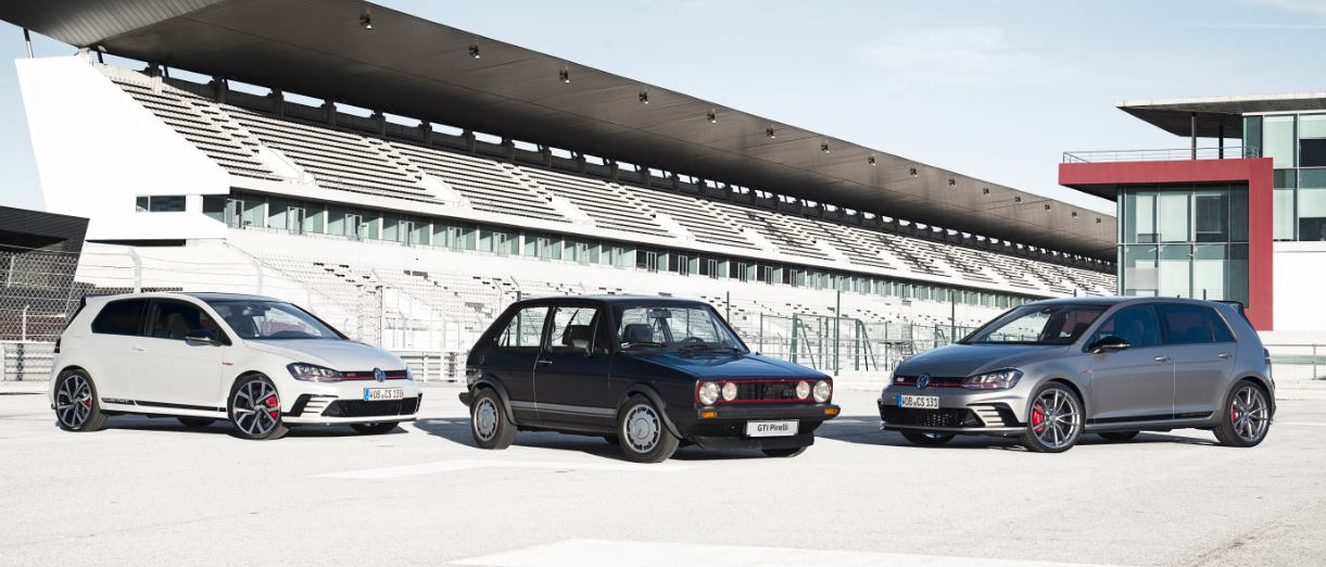 Volkswagen Golf GTI Clubsport 16