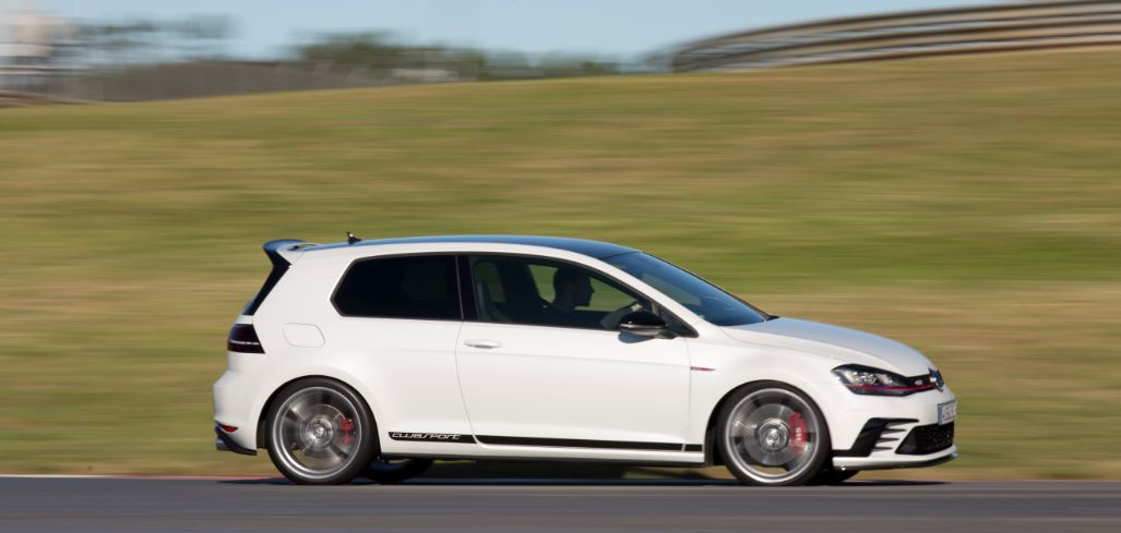 Volkswagen Golf GTI Clubsport 27
