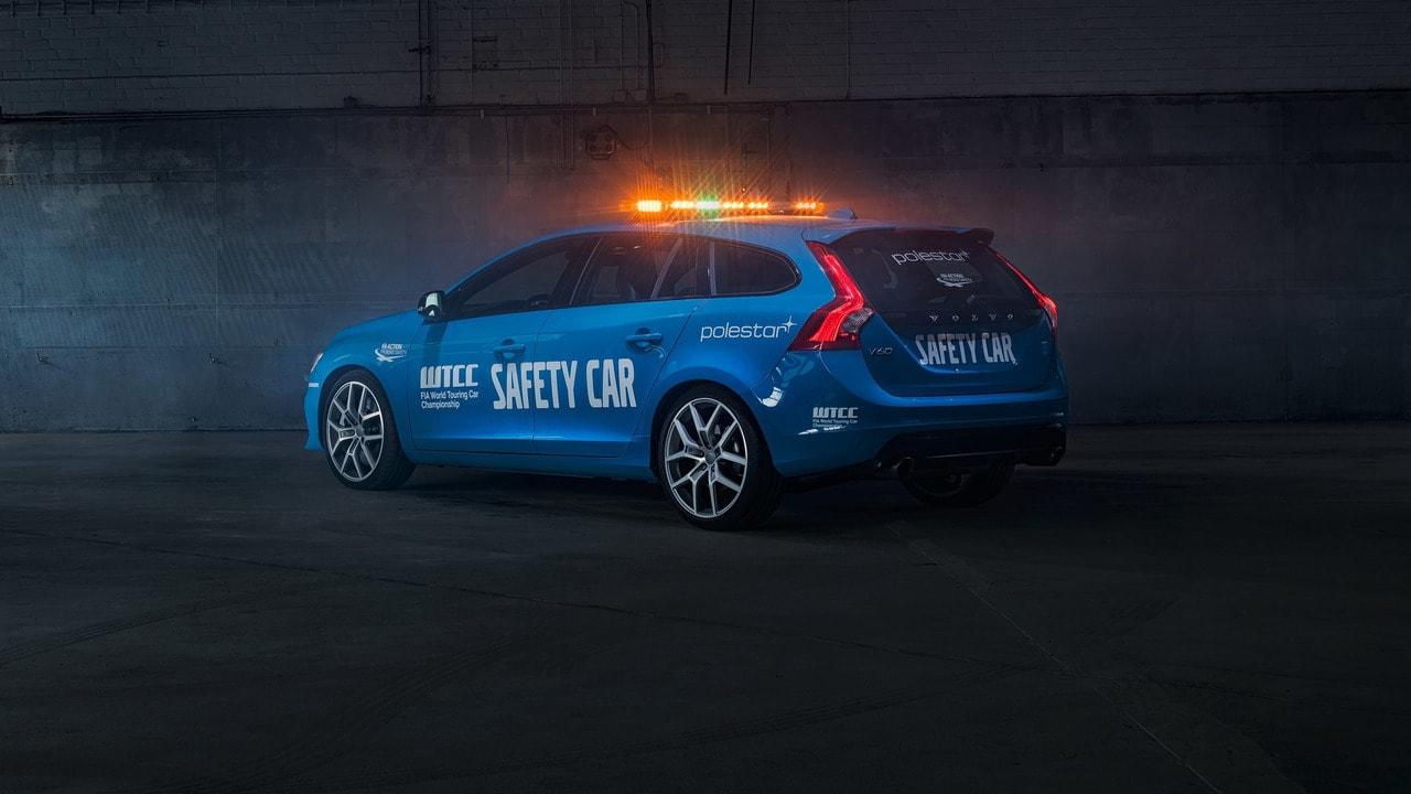 Volvo V60 Polestar Safety Car WTCC (5)