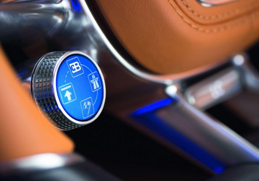 A ver quién se atreve a usar el «Drift Mode» del Bugatti Chiron…