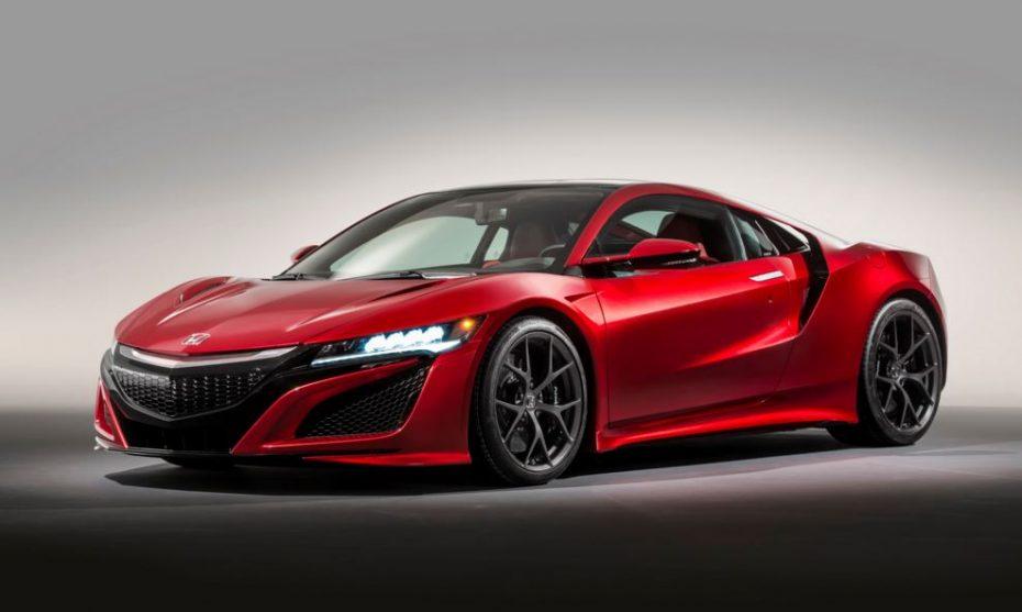 El NSX ya tiene precio en Europa: ¿Tienes suelto para el superdeportivo híbrido de Honda?