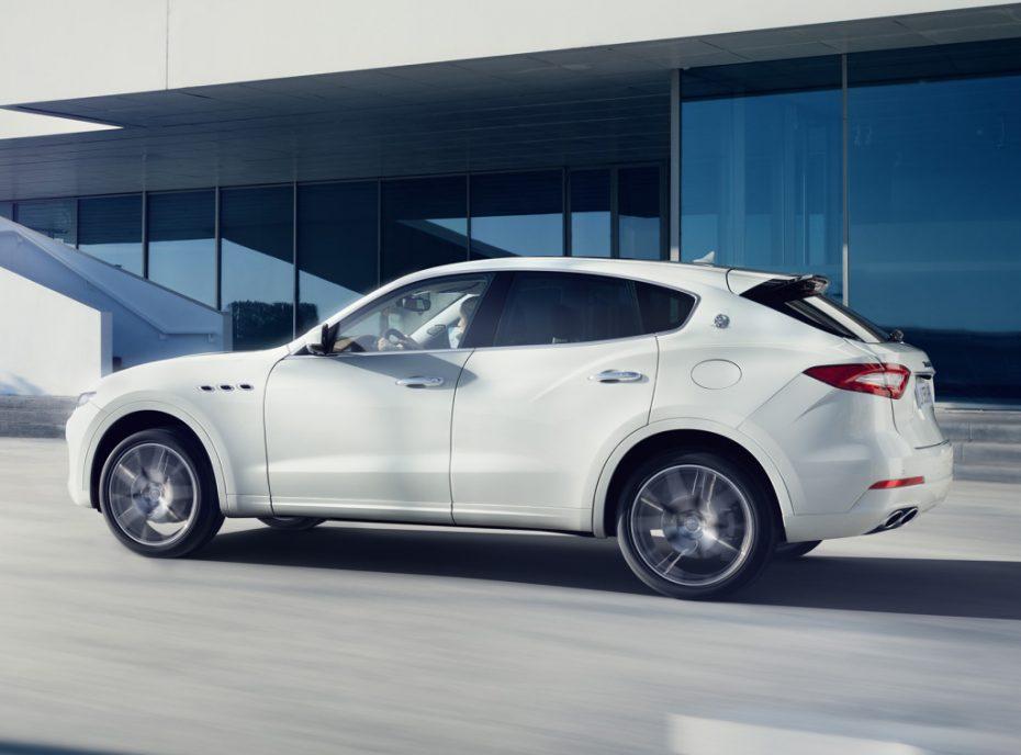 El Maserati Levante lleva nada menos que cuatro llamadas a revisión en cuatro meses en los EE.UU.