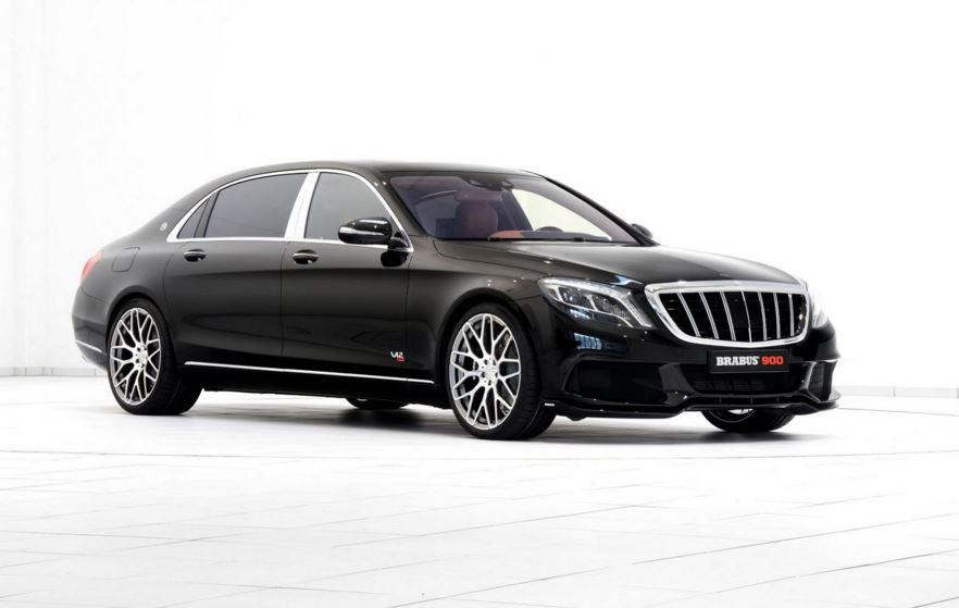 BRABUS retoca el Mercedes-Maybach, lo bautiza como Rocket 900 y lo vende por 500.478 eurazos