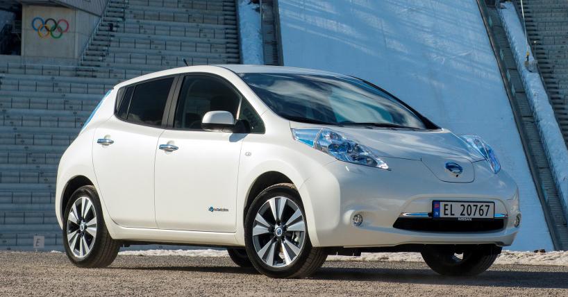 Así van las ventas de híbridos PHEV y eléctricos en Noruega: Adiós al diésel