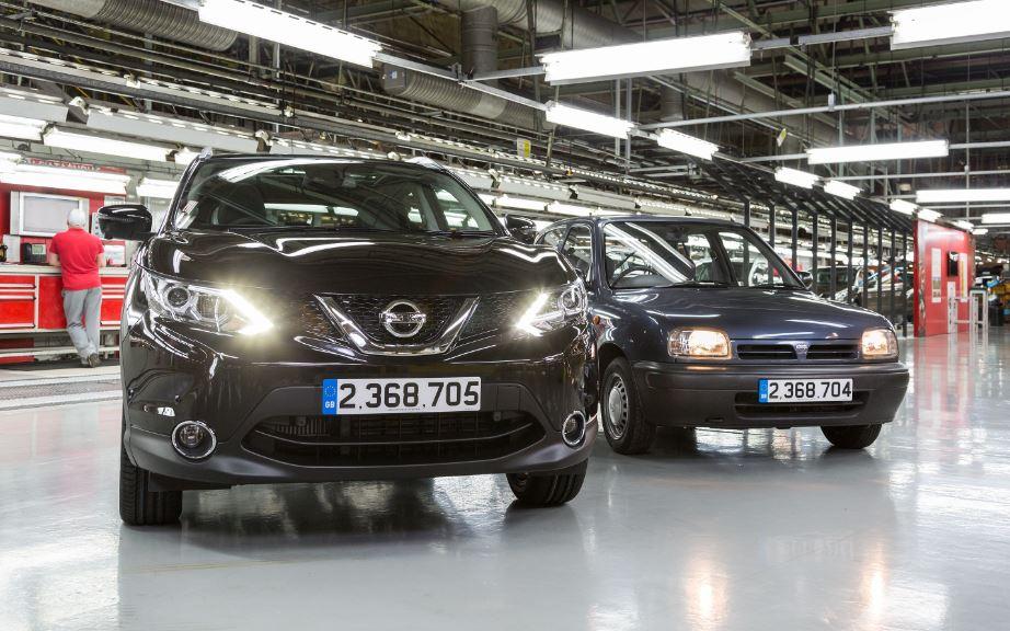 El Qashqai ya es el modelo europeo de Nissan más producido de la historia al superar al Micra