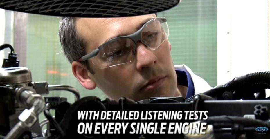 """""""Escuchador de motores de Focus RS"""": ¿No es este el trabajo más raro del que has oído hablar?"""