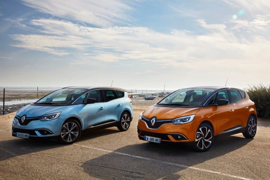 El nuevo Renault Scénic con motor 1.3 TCe llega a España