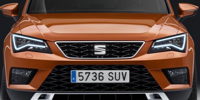 ¿Te gusta la denominación Arona para el próximo B-SUV de SEAT?