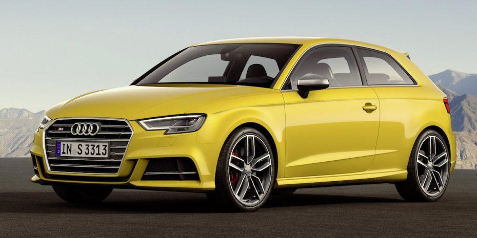 Oficial, así es el lavado de cara del Audi A3: Estrena motores 1.0 TFSI y 2.0 TFSI, y mucho más