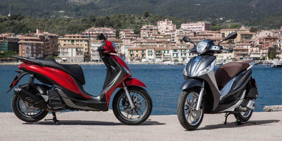 Ya a la venta el Piaggio Medley 125: Nuevo rueda alta con ABS de serie