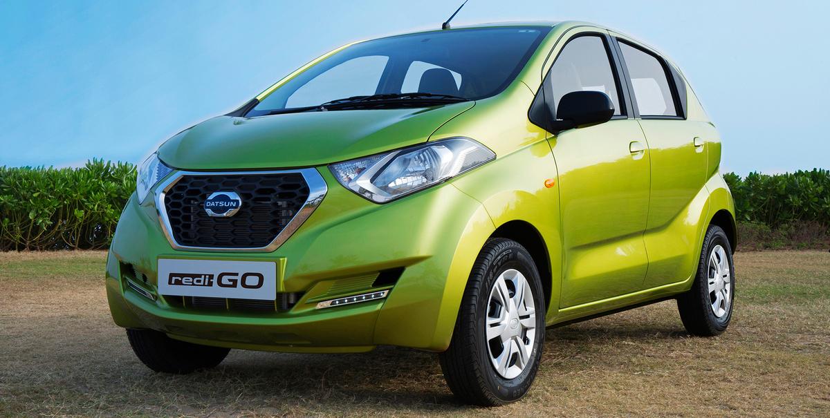 El Datsun redi-GO ya es oficial: Derivado del Kwid pero más barato