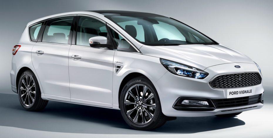 Ya a la venta el nuevo Ford S-Max Vignale: Lujo para la familia