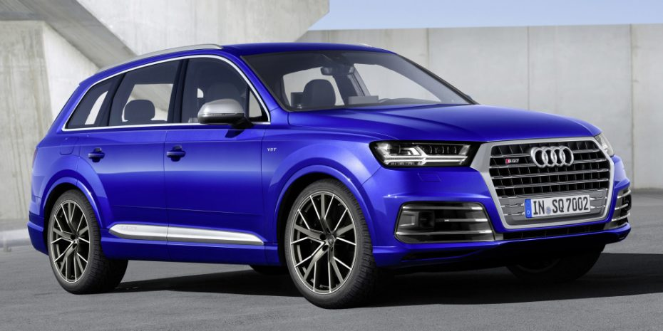 El brutal Audi SQ7 ya tiene precio en Alemania y será muy caro