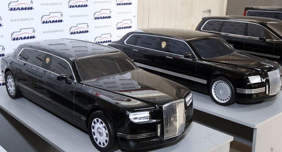 La nueva limusina presidencial rusa será más salvaje que la estadounidense: ¡Y podrás comprar una igual!