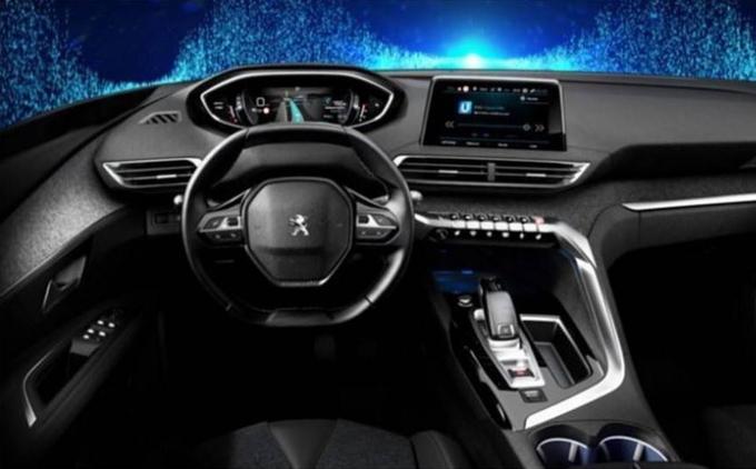 ¿Es este el interior del nuevo Peugeot 3008? Desde luego promete