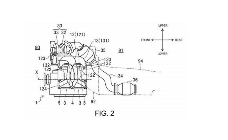 La patente del nuevo motor rotativo de Mazda ya está aquí para dejarte con la miel en los labios…