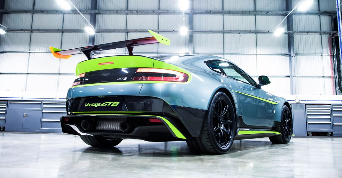 Aston Martin Vantage Amr El Sinonimo Del Alto Rendimiento Britanico Llega Al Mercado Desde Los 126 995 Euros
