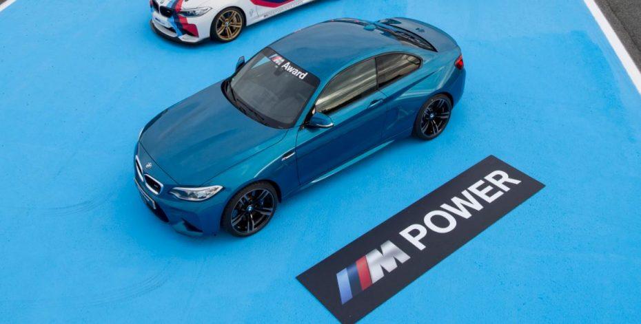 ¿Un BMW M2 Coupé como premio?: Si eres de MotoGP seguramente ya sabes que hablamos del BMW M Award…