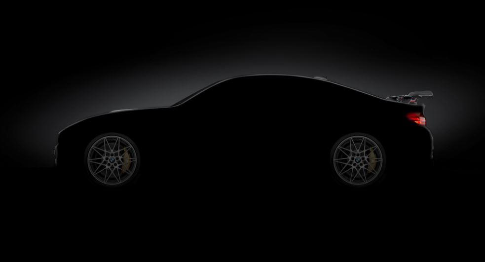 """BMW M4 CS: El radical BMW M4 GTS """"se civiliza"""" y llega sólo para nuestros ojos…"""