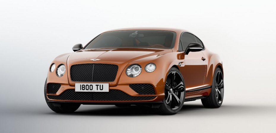 Bentley ya comercializa el modelo más rápido de su historia: Hasta 331 km/h pero con un peso de más de 2.300 kg