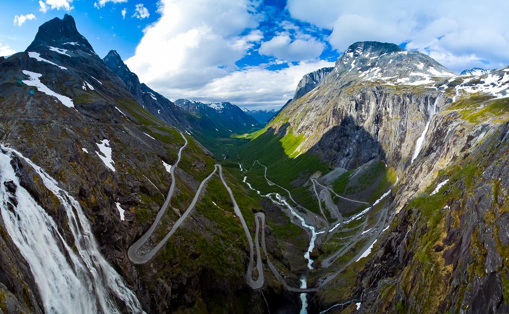 Carretera Trollstigen