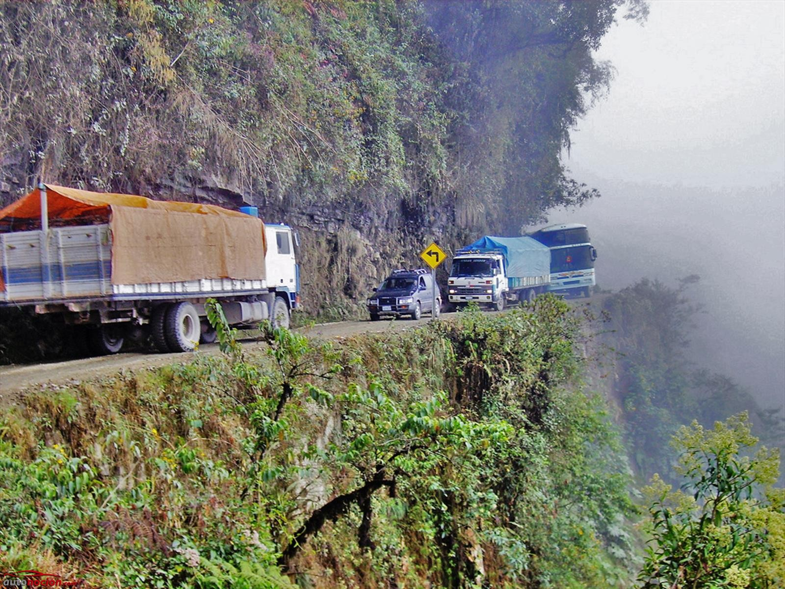 Carretera de los Yungas (1)