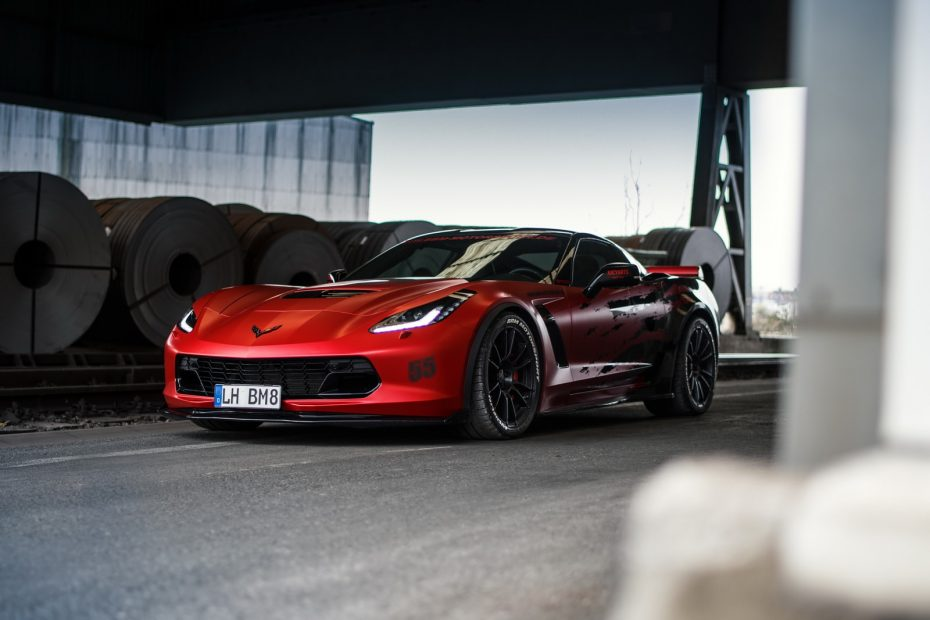 ¿Crees que el Corvette Z06 no puede mejorar? Pues atento a esta salvaje criatura con 1.230 Nm de par