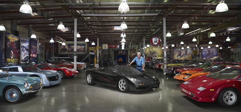 ¡Alucina!: Si crees que hacer vídeos no da dinero, atento a las colecciones de coches de estos 'youtubers'